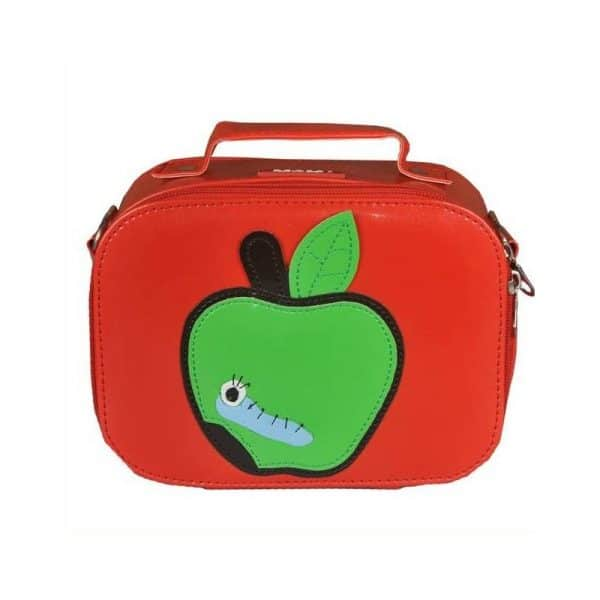 Lunch box rouge