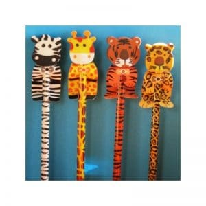 Crayon jungle lot de 2