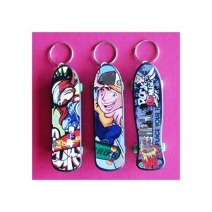Porte clés skate