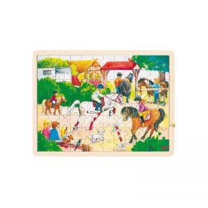 puzzle equestre