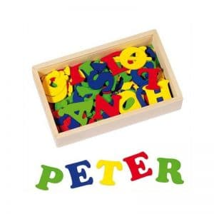 Set lettres