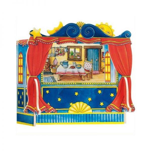 Théâtre pour marionnettes