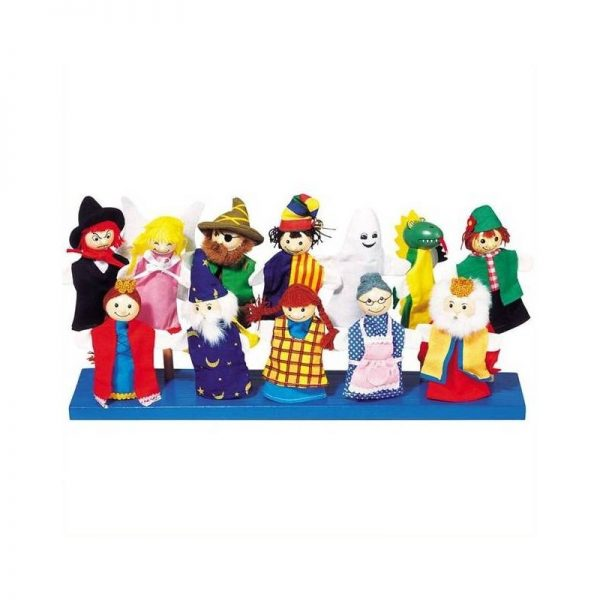 Assortiment marionnettes