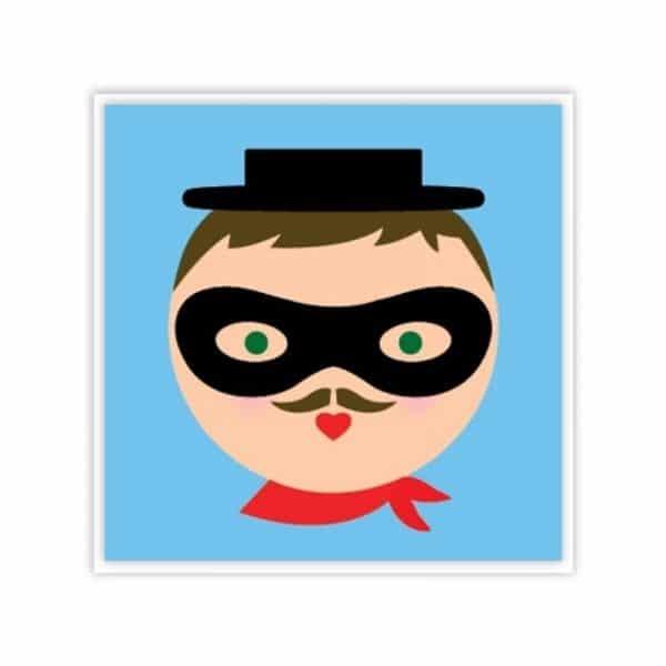 Carte Zorro