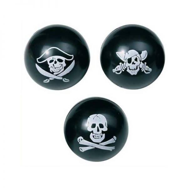 Balle rebondissante pirate
