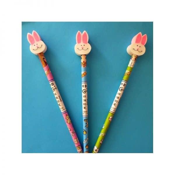 Crayons lapin lot de 2