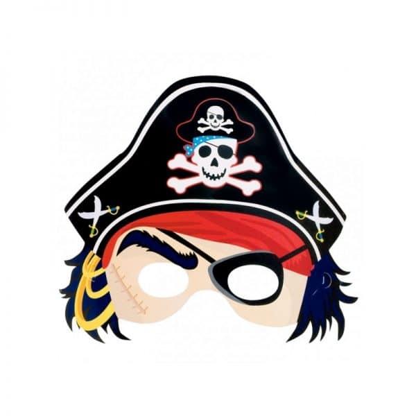 Masques pirates