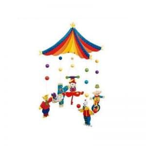 Mobile cirque