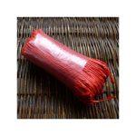 Raphia vegetal rouge