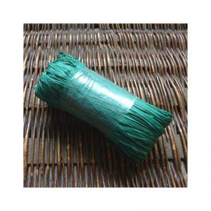 Raphia vegetal vert