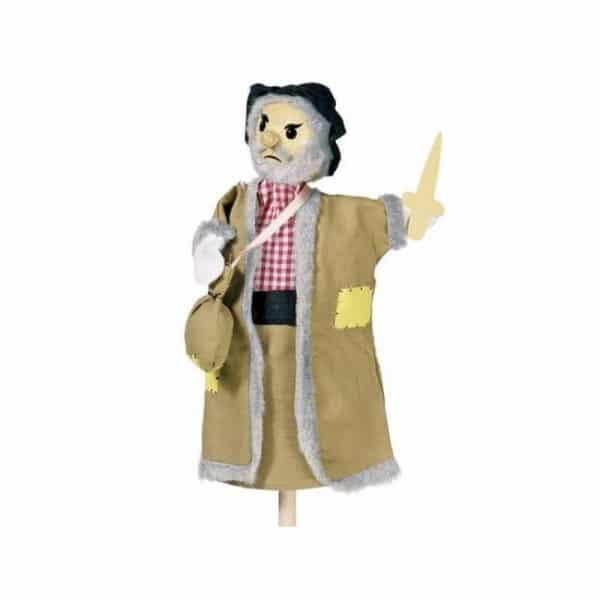 Marionnette vagabond