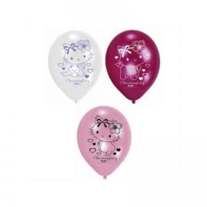 Ballons charmmy Kitty Hearts