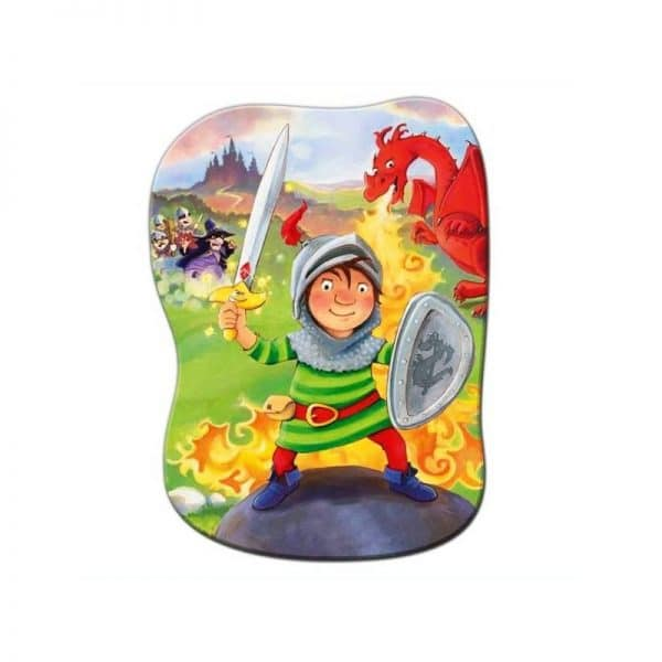 Mini puzzle Vincelot et le dragon