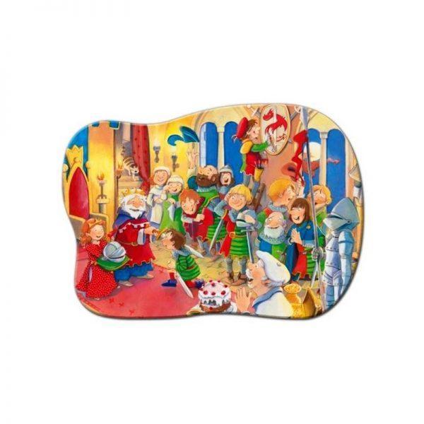 Mini puzzle Vincelot et le roi