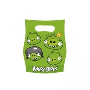 Sac anniversaire Angry Birds