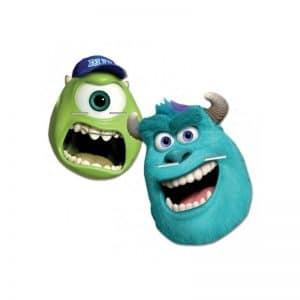 Masques Monstres rigolos