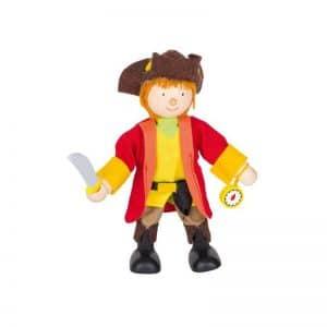Figurine capitaine