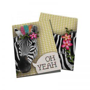 Carnet Zebra