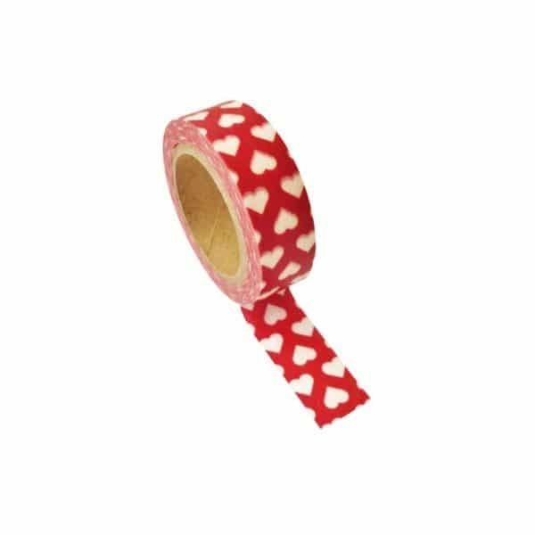 Masking tape amour