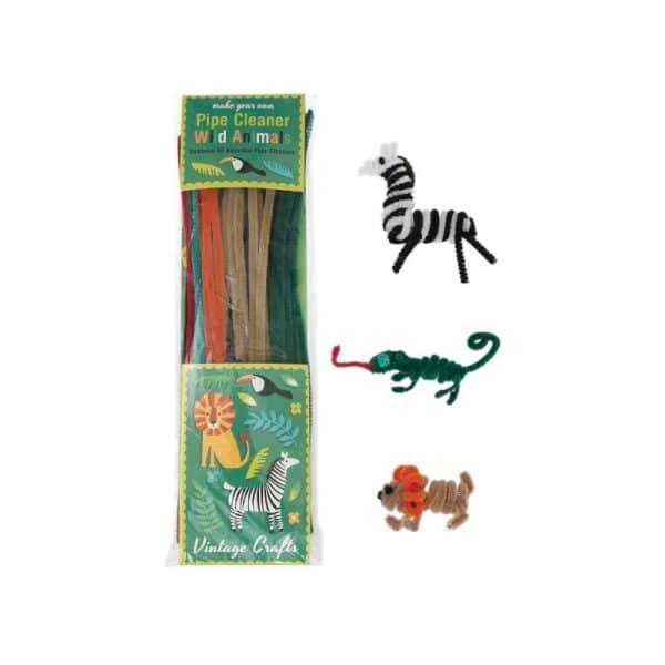 Kit animaux chenilles