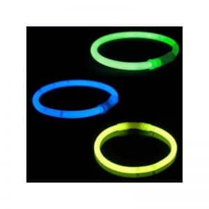 Bracelets lumineux lot de 15
