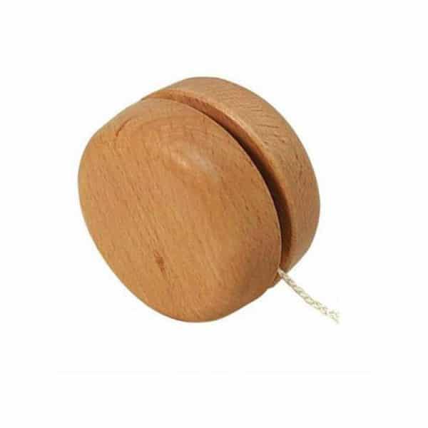 Yoyo bois naturel