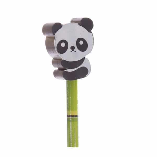 Crayons panda lot de 2