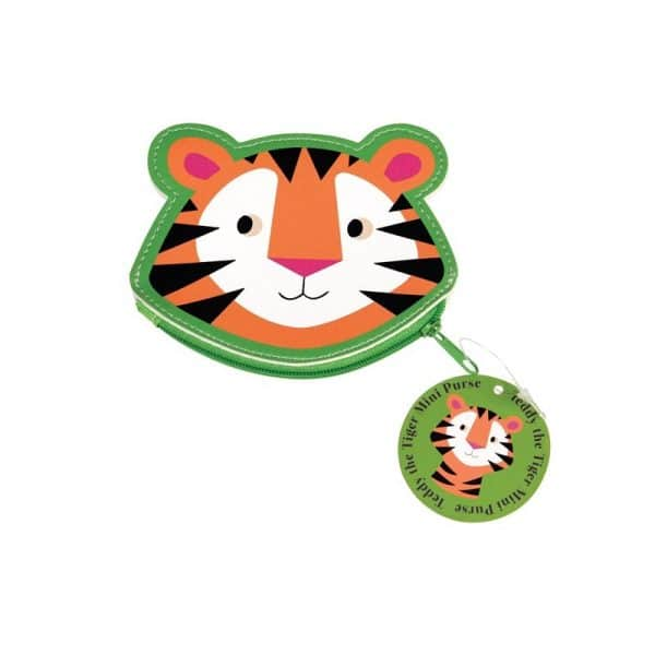 Porte monnaie tigre