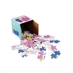 Mini puzzle monstres
