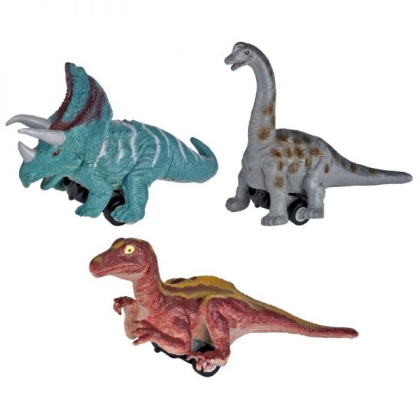 Dinosaure rétrofriction