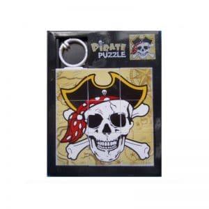 Puzzle pousse pousse pirates