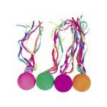 Balle rubans colorés
