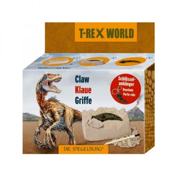 griffe de dinosaure