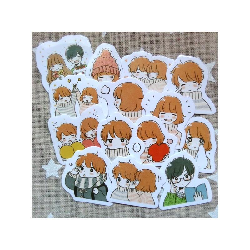 stickers pour enfant ou scrapbooking