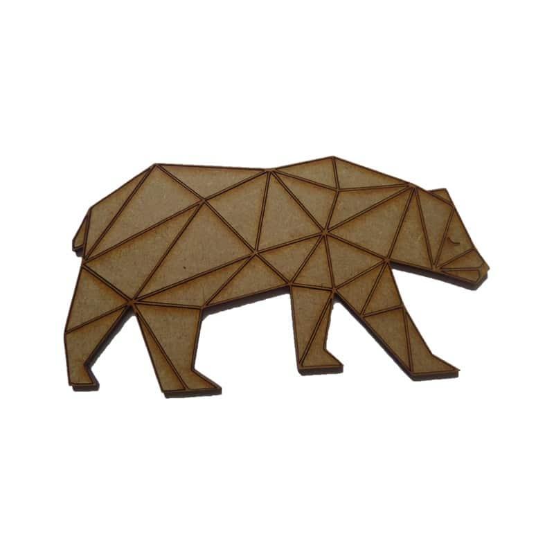 kit créatif ours
