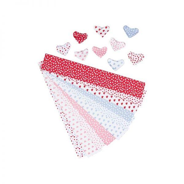 Kit coeur en origami