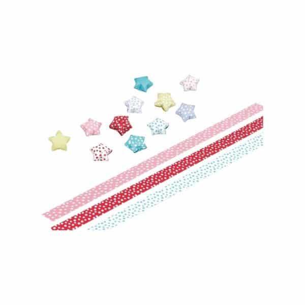 Kit étoiles en origami