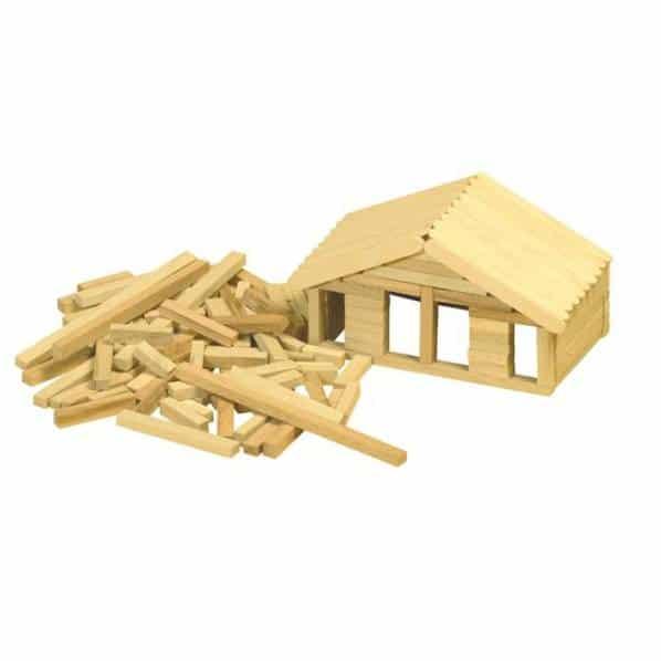 bâtonnets en bois