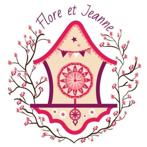 logo flore et jeanne