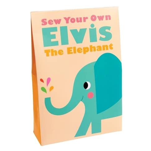 Kit couture éléphant