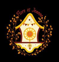 logo coucou flore et jeanne